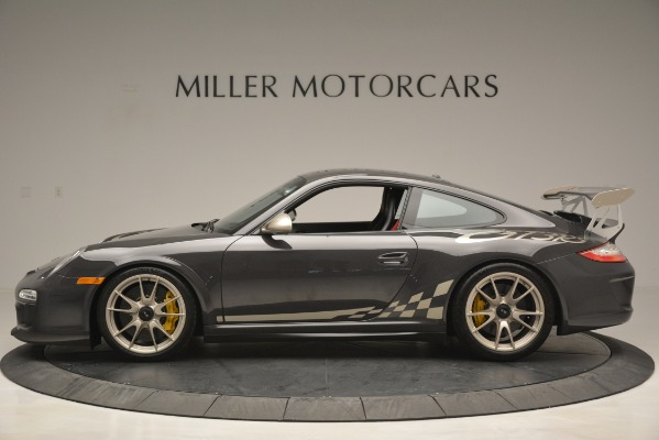 Used 2011 Porsche 911 GT3 RS for sale Sold at Pagani of Greenwich in Greenwich CT 06830 3