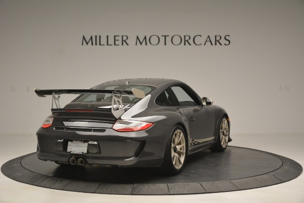 Used 2011 Porsche 911 GT3 RS for sale Sold at Pagani of Greenwich in Greenwich CT 06830 7