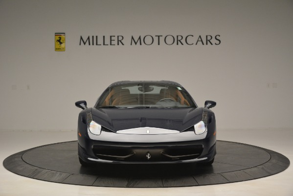 Used 2014 Ferrari 458 Spider for sale Sold at Pagani of Greenwich in Greenwich CT 06830 24
