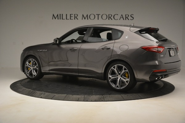 New 2019 Maserati Levante GTS for sale Sold at Pagani of Greenwich in Greenwich CT 06830 4