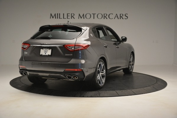 New 2019 Maserati Levante GTS for sale Sold at Pagani of Greenwich in Greenwich CT 06830 7