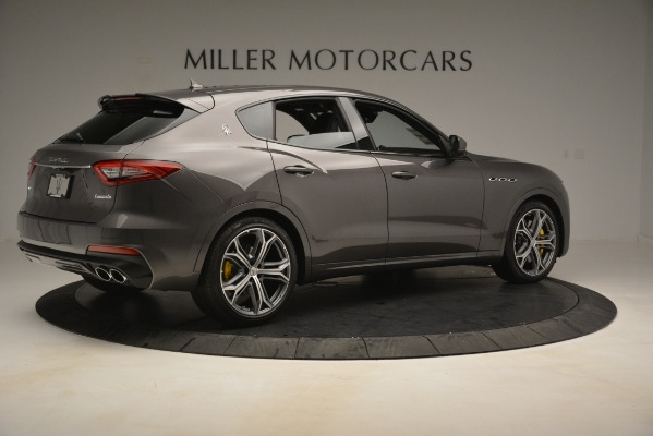 New 2019 Maserati Levante GTS for sale Sold at Pagani of Greenwich in Greenwich CT 06830 8