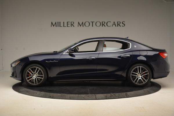 New 2019 Maserati Ghibli S Q4 for sale $61,900 at Pagani of Greenwich in Greenwich CT 06830 3