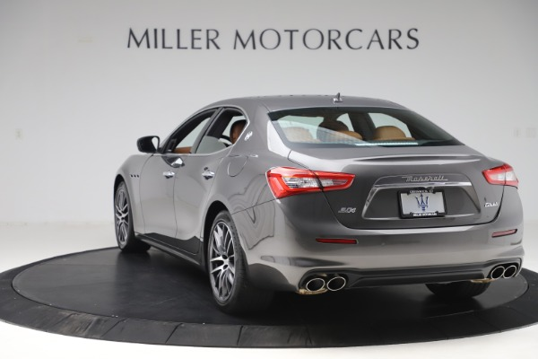 Used 2019 Maserati Ghibli S Q4 for sale Sold at Pagani of Greenwich in Greenwich CT 06830 5