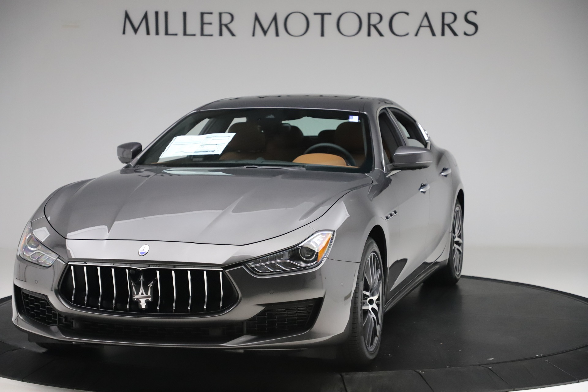 Used 2019 Maserati Ghibli S Q4 for sale Sold at Pagani of Greenwich in Greenwich CT 06830 1