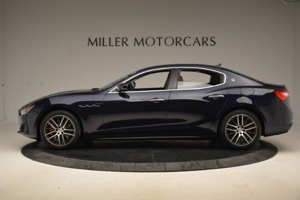 New 2019 Maserati Ghibli S Q4 for sale Sold at Pagani of Greenwich in Greenwich CT 06830 3