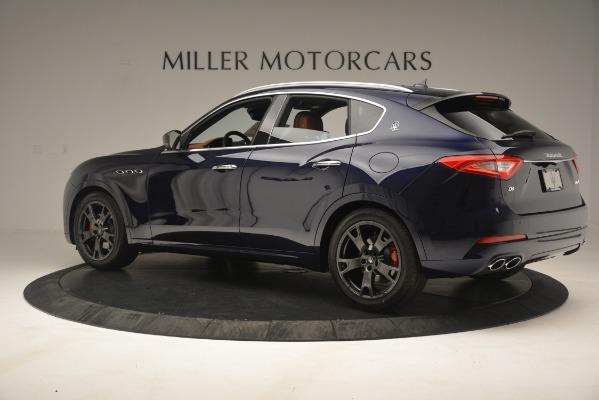 New 2019 Maserati Levante Q4 for sale Sold at Pagani of Greenwich in Greenwich CT 06830 4