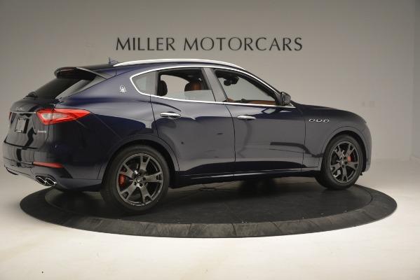 New 2019 Maserati Levante Q4 for sale Sold at Pagani of Greenwich in Greenwich CT 06830 8