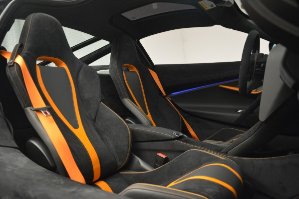 New 2019 McLaren 720S Coupe for sale Sold at Pagani of Greenwich in Greenwich CT 06830 23