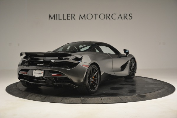 New 2019 McLaren 720S Coupe for sale Sold at Pagani of Greenwich in Greenwich CT 06830 7