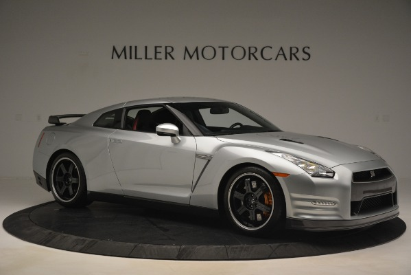 Used 2013 Nissan GT-R Black Edition for sale Sold at Pagani of Greenwich in Greenwich CT 06830 10