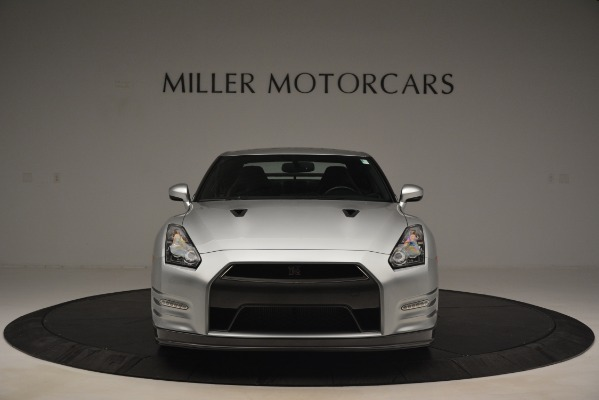 Used 2013 Nissan GT-R Black Edition for sale Sold at Pagani of Greenwich in Greenwich CT 06830 12