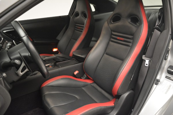 Used 2013 Nissan GT-R Black Edition for sale Sold at Pagani of Greenwich in Greenwich CT 06830 17