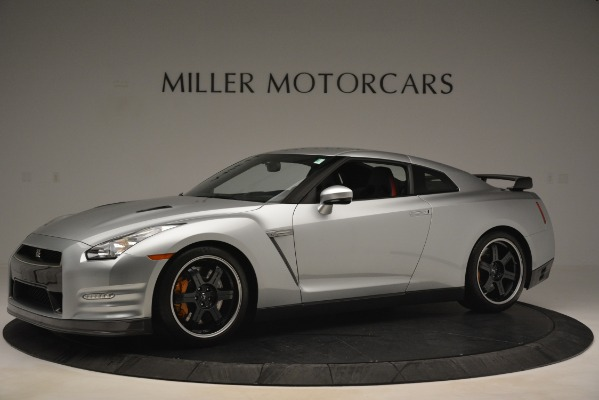 Used 2013 Nissan GT-R Black Edition for sale Sold at Pagani of Greenwich in Greenwich CT 06830 2