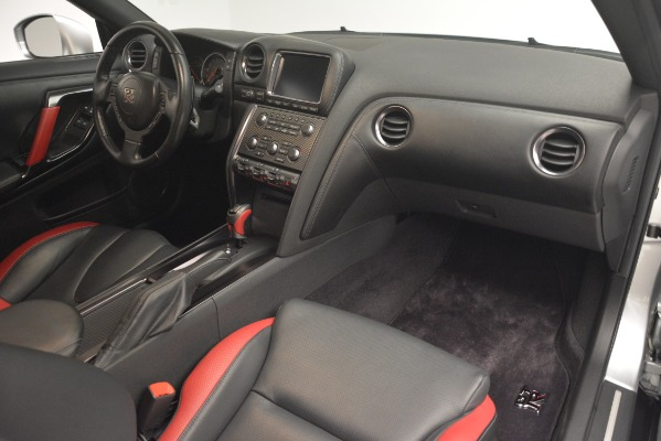 Used 2013 Nissan GT-R Black Edition for sale Sold at Pagani of Greenwich in Greenwich CT 06830 20