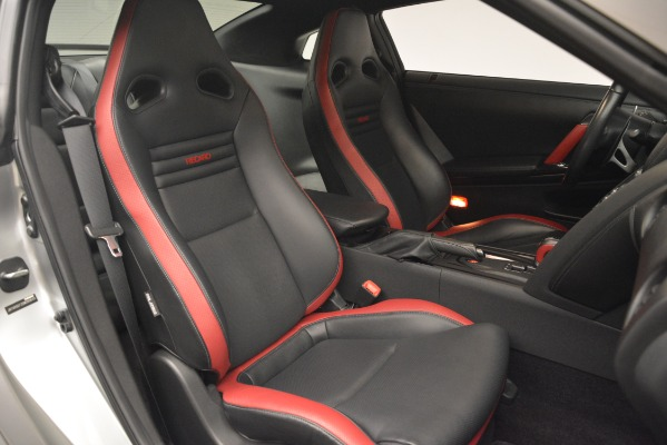 Used 2013 Nissan GT-R Black Edition for sale Sold at Pagani of Greenwich in Greenwich CT 06830 22