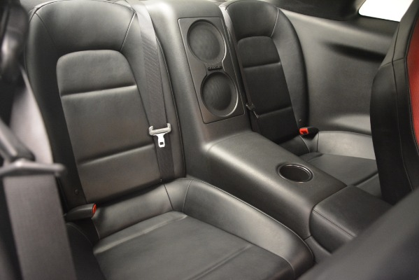 Used 2013 Nissan GT-R Black Edition for sale Sold at Pagani of Greenwich in Greenwich CT 06830 23