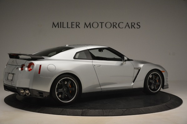 Used 2013 Nissan GT-R Black Edition for sale Sold at Pagani of Greenwich in Greenwich CT 06830 8