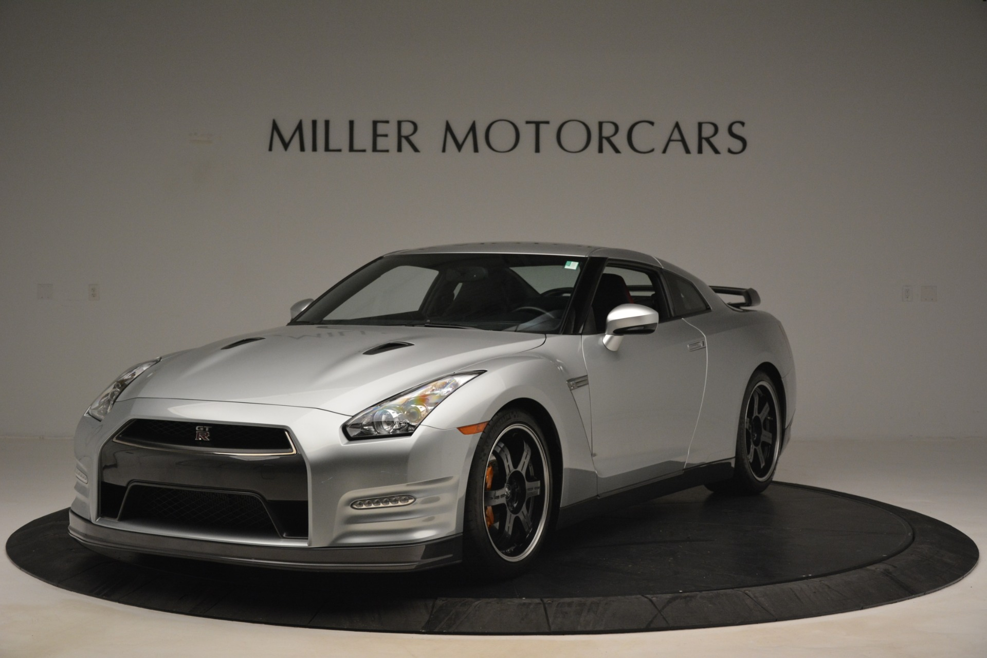 Used 2013 Nissan GT-R Black Edition for sale Sold at Pagani of Greenwich in Greenwich CT 06830 1