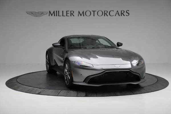 New 2019 Aston Martin Vantage Coupe for sale Sold at Pagani of Greenwich in Greenwich CT 06830 10