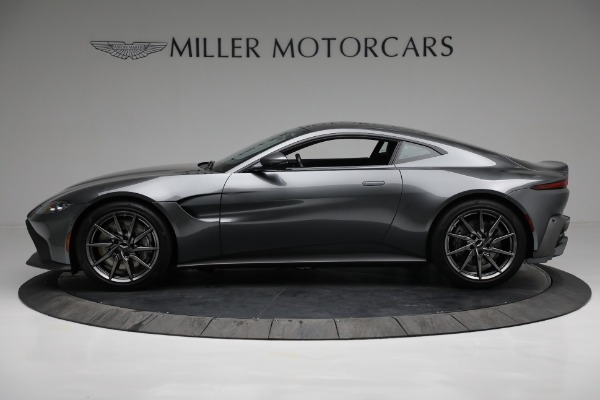 New 2019 Aston Martin Vantage Coupe for sale Sold at Pagani of Greenwich in Greenwich CT 06830 2