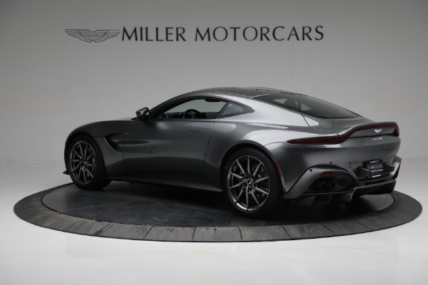 New 2019 Aston Martin Vantage Coupe for sale Sold at Pagani of Greenwich in Greenwich CT 06830 3