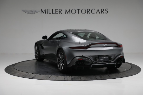 New 2019 Aston Martin Vantage Coupe for sale Sold at Pagani of Greenwich in Greenwich CT 06830 4