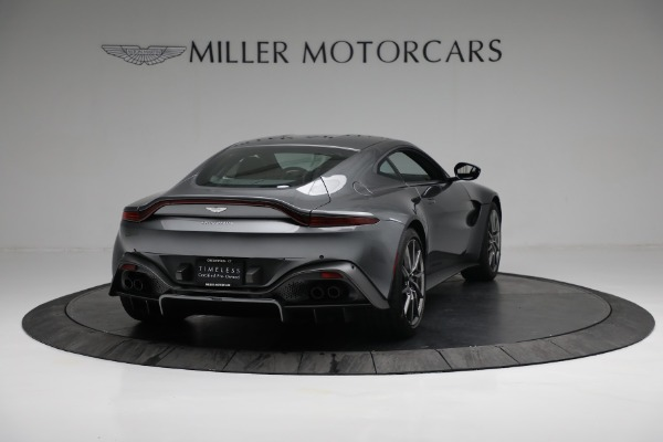 New 2019 Aston Martin Vantage Coupe for sale Sold at Pagani of Greenwich in Greenwich CT 06830 6