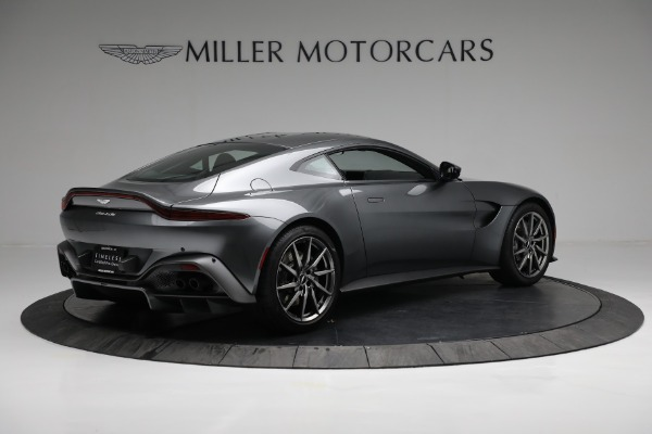 New 2019 Aston Martin Vantage Coupe for sale Sold at Pagani of Greenwich in Greenwich CT 06830 7