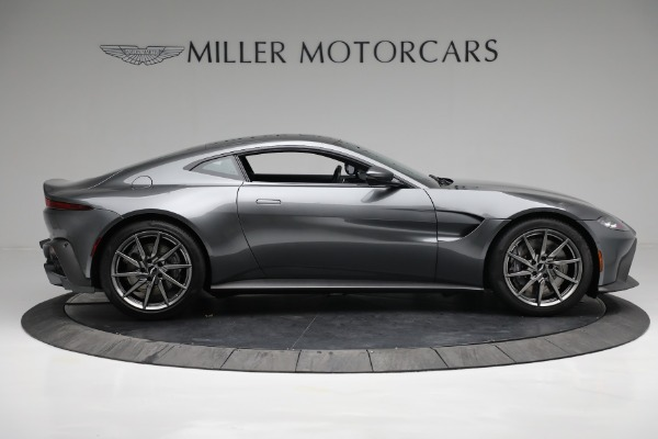 New 2019 Aston Martin Vantage Coupe for sale Sold at Pagani of Greenwich in Greenwich CT 06830 8
