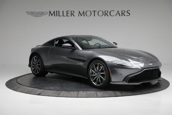 New 2019 Aston Martin Vantage Coupe for sale Sold at Pagani of Greenwich in Greenwich CT 06830 9