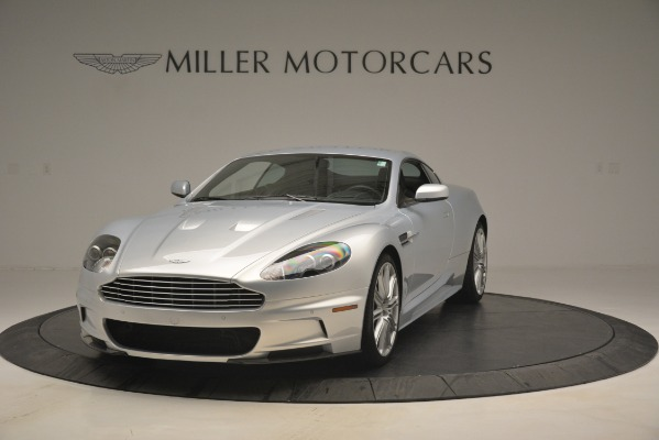 Used 2009 Aston Martin DBS Coupe for sale Sold at Pagani of Greenwich in Greenwich CT 06830 2