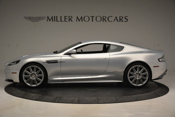 Used 2009 Aston Martin DBS Coupe for sale Sold at Pagani of Greenwich in Greenwich CT 06830 3