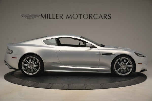 Used 2009 Aston Martin DBS Coupe for sale Sold at Pagani of Greenwich in Greenwich CT 06830 9