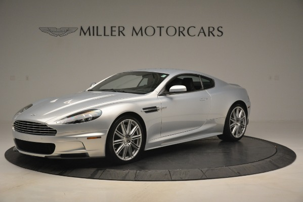 Used 2009 Aston Martin DBS Coupe for sale Sold at Pagani of Greenwich in Greenwich CT 06830 1