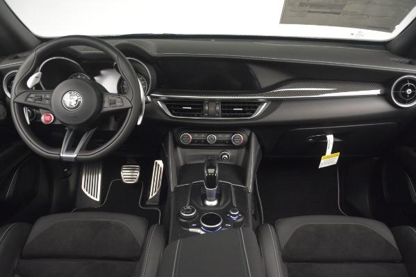 New 2019 Alfa Romeo Stelvio Quadrifoglio for sale $86,440 at Pagani of Greenwich in Greenwich CT 06830 16