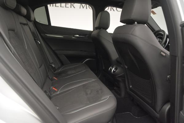 New 2019 Alfa Romeo Stelvio Quadrifoglio for sale $86,440 at Pagani of Greenwich in Greenwich CT 06830 27