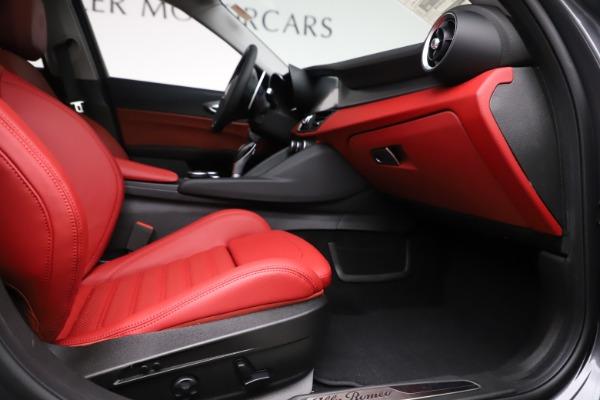 New 2019 Alfa Romeo Giulia Ti Sport Q4 for sale Sold at Pagani of Greenwich in Greenwich CT 06830 23