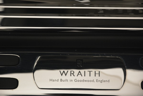 Used 2016 Rolls-Royce Wraith for sale Sold at Pagani of Greenwich in Greenwich CT 06830 27