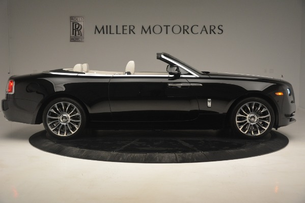 Used 2018 Rolls-Royce Dawn for sale Sold at Pagani of Greenwich in Greenwich CT 06830 10