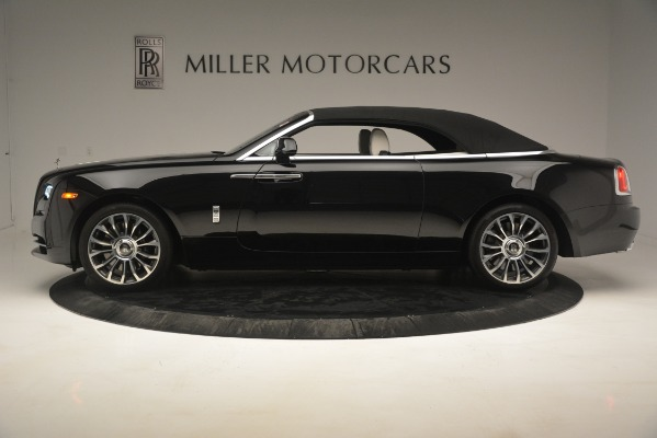 Used 2018 Rolls-Royce Dawn for sale Sold at Pagani of Greenwich in Greenwich CT 06830 18