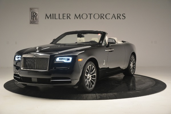 Used 2018 Rolls-Royce Dawn for sale Sold at Pagani of Greenwich in Greenwich CT 06830 3