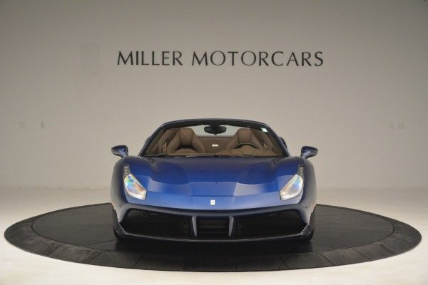 Used 2018 Ferrari 488 Spider for sale $289,900 at Pagani of Greenwich in Greenwich CT 06830 12