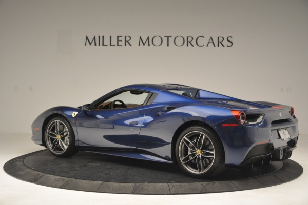 Used 2018 Ferrari 488 Spider for sale $289,900 at Pagani of Greenwich in Greenwich CT 06830 16