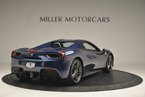 Used 2018 Ferrari 488 Spider for sale $289,900 at Pagani of Greenwich in Greenwich CT 06830 19