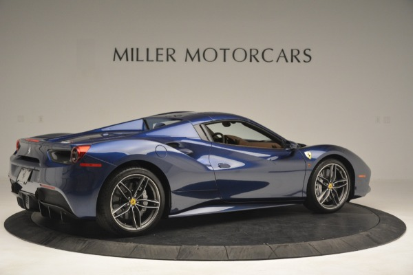 Used 2018 Ferrari 488 Spider for sale $289,900 at Pagani of Greenwich in Greenwich CT 06830 20