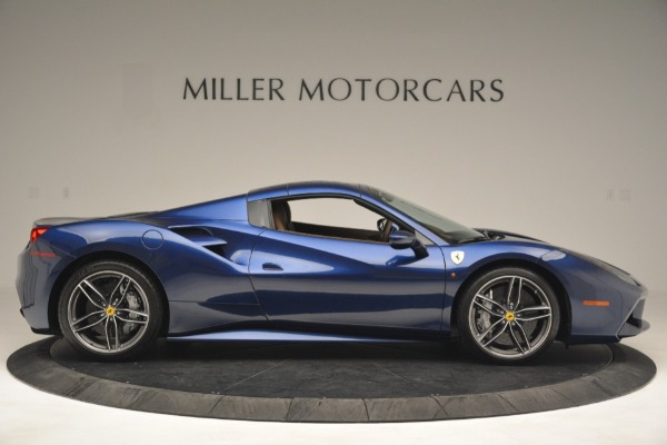Used 2018 Ferrari 488 Spider for sale $289,900 at Pagani of Greenwich in Greenwich CT 06830 21