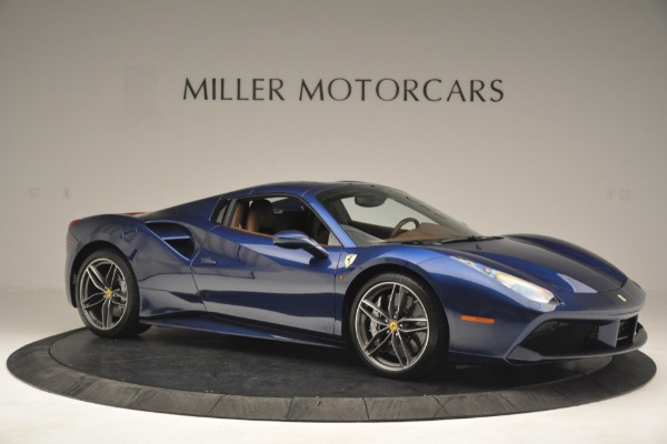 Used 2018 Ferrari 488 Spider for sale $289,900 at Pagani of Greenwich in Greenwich CT 06830 22