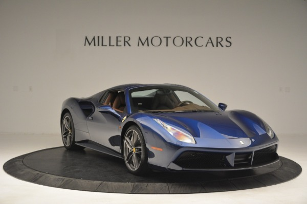 Used 2018 Ferrari 488 Spider for sale $289,900 at Pagani of Greenwich in Greenwich CT 06830 23