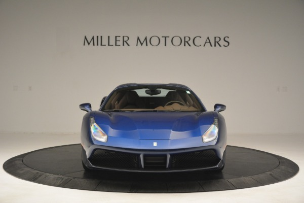 Used 2018 Ferrari 488 Spider for sale $289,900 at Pagani of Greenwich in Greenwich CT 06830 24